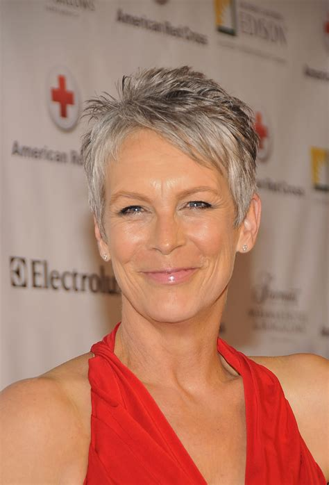 jamie lee curtis jamie lee curtis images american red cross annual red tie