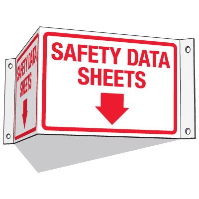 ghs sds information signs safety data sheets from seton