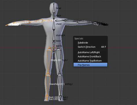 blender 3d tutorial rigging building a basic low poly character rig in blender