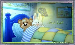 au lit bonne nuit