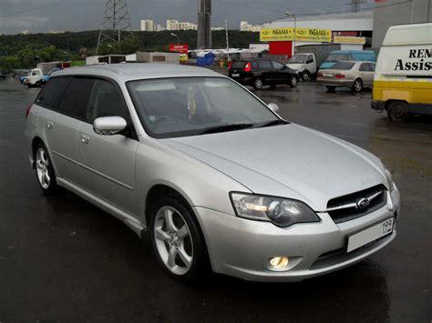 2003 Subaru Legacy Wagon by 2003 Subaru Legacy Wagon Pictures 2 0l Gasoline