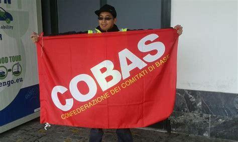 verbale di conciliazione in sede sindacale primo maggio alla dna reintegrato il delegato cobas