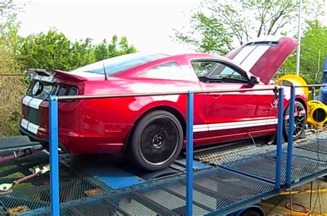 mustang gt dyno 2013 gt500 underrated dyno shows 609 rwhp mustangforums