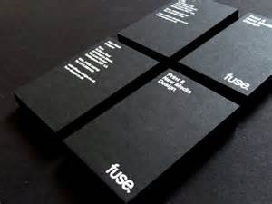 in black business card 35 awesome black business cards unique business cards