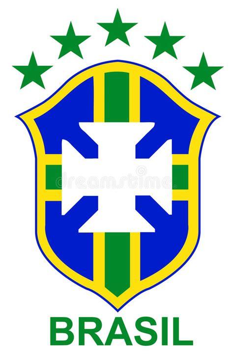 Wc Brasil Logo brazil soccer logo stock illustration illustration of