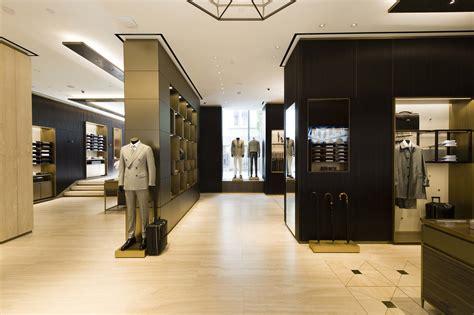 the look store milan tv brioni unveils milan flagship and brioni miror digital tool