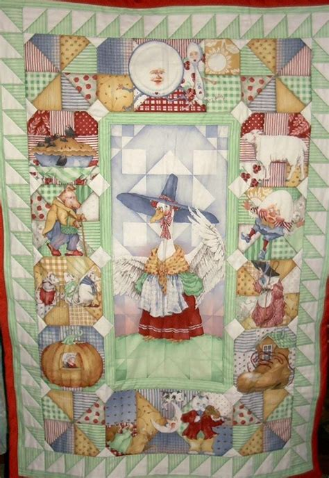 Nursery Quilt by 1000 Images About Needlework Tales And Nursery Rhymes On Block Of The Month