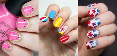 new summer nail art designs nail color trends 2014 2015 high latest summer nail art designs collection 2016 2017