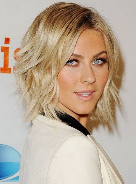 stylish and trendy with the best haircuts for thin hair best trendy medium length haircuts for 2015
