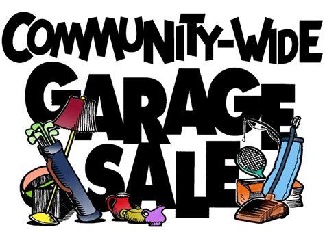garage sale pictures clip art