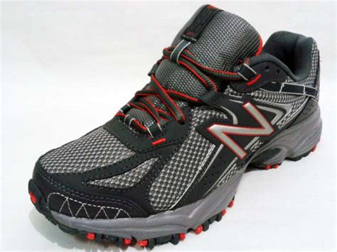Harga New Balance Trail sepatu trail running new balance mt411go2 grey