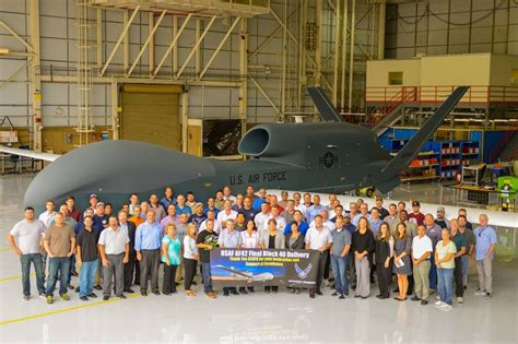 Northrop Grumman Engineer Mba by Our Team Posed With The Lates Northrop Grumman Office