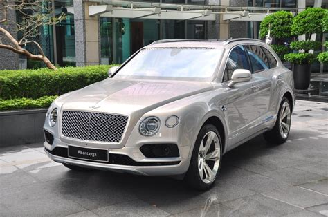 600hp Bentley Bentayga Makes Regional Debut In Singapore