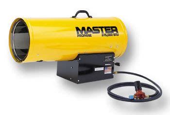 heater; propane 350,000 btu, w/ blower broadway rental