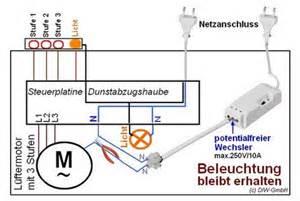 fensterkontaktschalter kamin das 2090 e funk abluftsteuerung einbau mit lichtfunktion