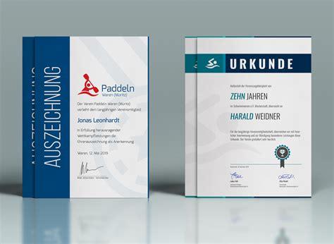 urkunden zertifikate vorlagen zum gestalten und ausdrucken