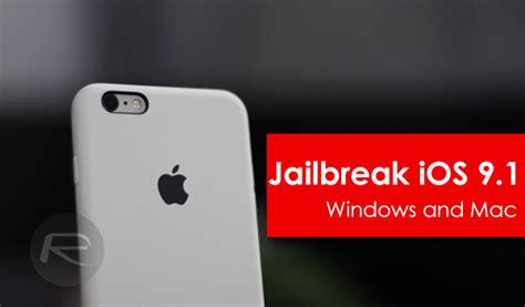 how to jailbreak ios 9 1 on pro iphone 6s 6s plus more tutorial redmond pie