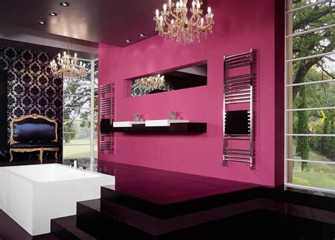black and pink bathroom black and pink bathroom ideas 26 cool wallpaper