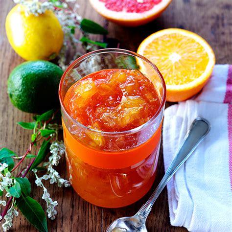 4 fruit marmalade four fruit marmalade recipes