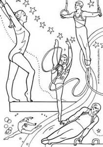 olympic gymnastics coloring page olympic printables happy little travelers