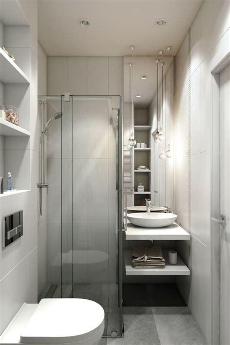 Badezimmer Regal Dusche by Bodengleiche Dusche Klein Badezimmer Waschkonsole