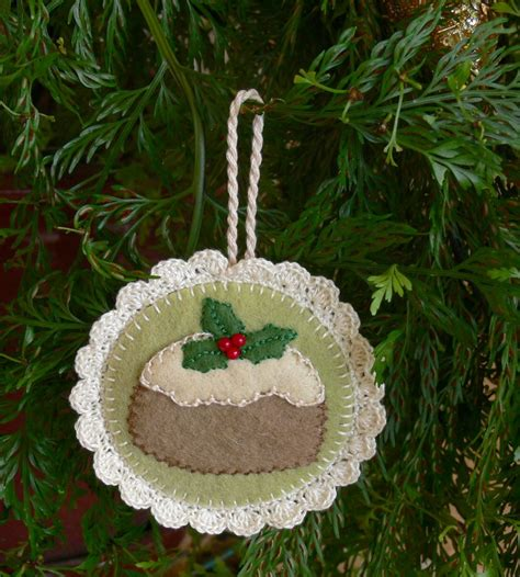 patterns christmas tree ornament val laird designs journey of a stitcher pudding