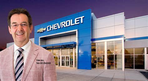Tom Gill Chevrolet tom gill chevrolet renier construction