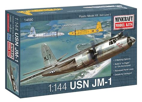 Minicraft Pb4y 1 Usn With 2 Marking Options Model Kit 1144 Scale jm 1 usn w 2 marking options 183 minicraft model kits 183 584690 183 1 144