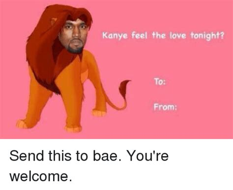 Feel The Love Meme - 25 best memes about kanye feel the love tonight kanye
