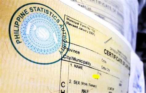 National Statistics Office Birth Certificate Records Birth Certificate Problems Frequently Ask Questions With Answers