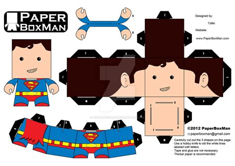 Superman Papercraft - 1000 images about arts papercraft on