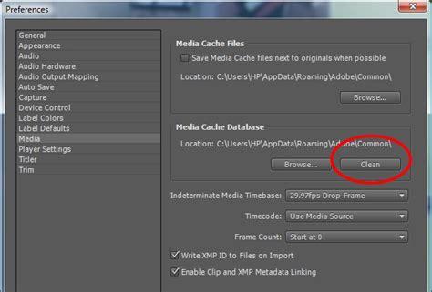 adobe premiere pro media cache files media cache files adobe delete all comments neonlinked