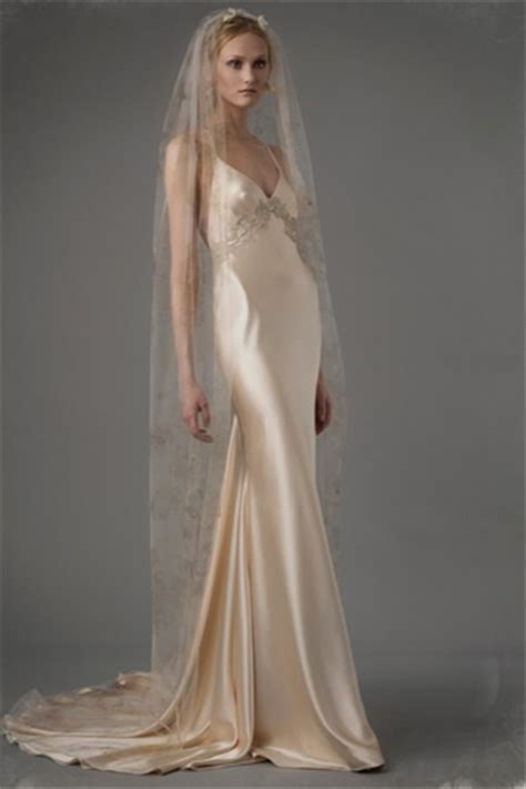 preowned wedding dresses 90 s style slip wedding dresses preowned wedding dresses