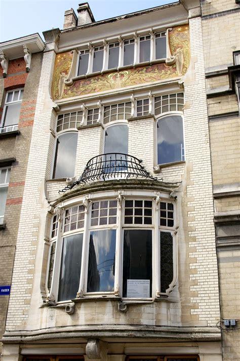 art design brussels victor horta art nouveau architect vironevaeh