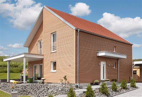 Haus Mit Holzfassade by Haus Mit Holzfassade Schw 246 Rerhaus