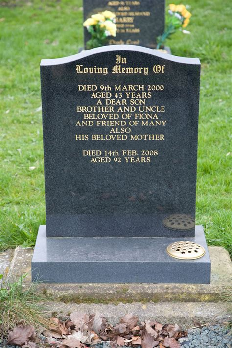 headstone layout exles exles of tombstone inscriptions myideasbedroom com
