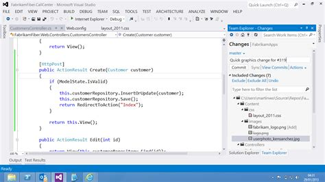 reset visual studio 2013 user settings microsoft embraces git with new tfs support visual studio