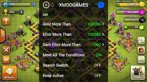 download game coc full mod x coc mod latest 1mobile com