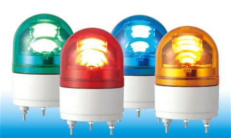 led revolving warning light rhe 100mm led revolving warning light ผล ตภ ณฑ ไฟหม น