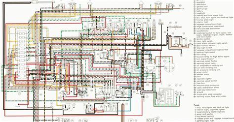 1978 porsche 924 wiring diagram 1978 get free image