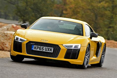 new audi r8 v10 plus new audi r8 v10 plus review auto express