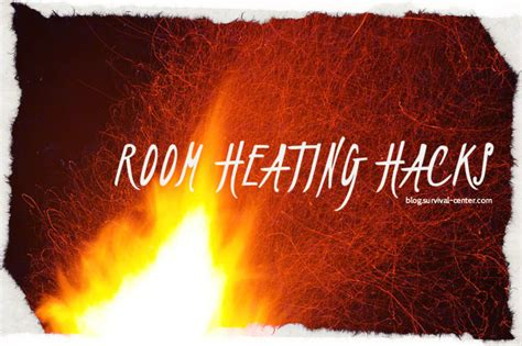 heating room without electricity how to heat a room without electricity survival frog