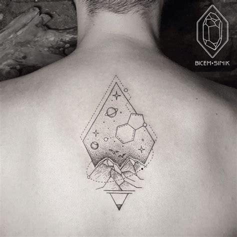 diamond tattoo geometric 40 geometric tattoo designs for men and women tattooblend