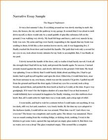 exle of essay about yourself person exles introduce
