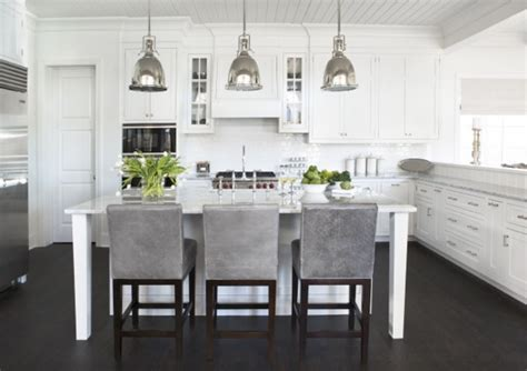 White And Grey Kitchen Designs | grey and white kitchens