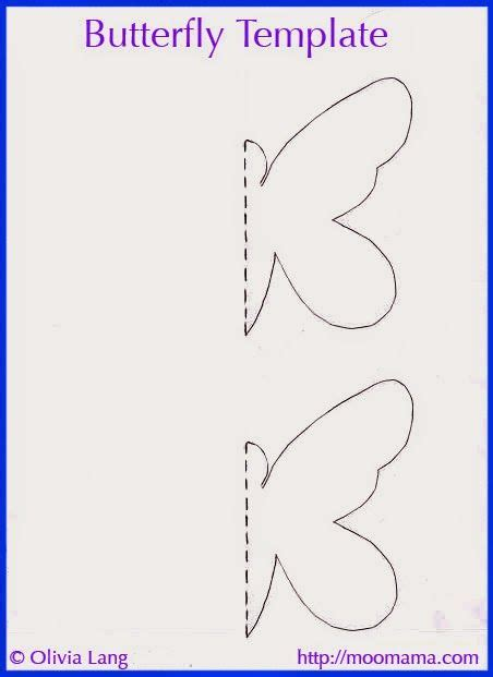 Paper Diy Place Card Holder Butterfly Template diy 3d butterfly wall with free templates printables