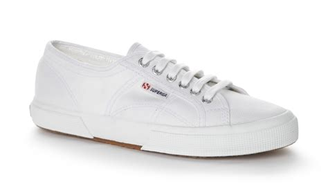 superga shoes superga unisex 2750 cotu classic canvas trainers tennis