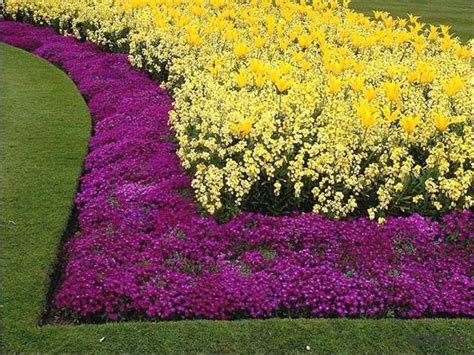 Invisible Flower Bed Borders For Natural And Beautiful How To Make A Beautiful Flower Garden