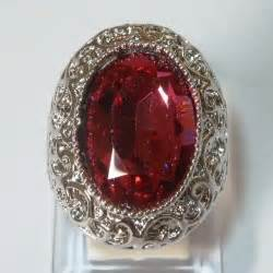 Black Safir Golden 8 5 Cts cincin batu labradorit untuk pria berwibawa