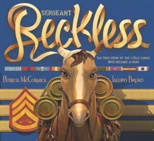 sergeant reckless | granite media